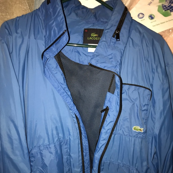 Lacoste Other - Lacoste windbreaker